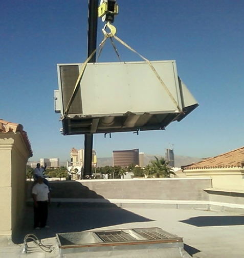 air conditioner repair and service   commercial and residential